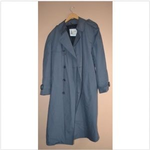 London Fog Women's Maincoats Belted Trench Coat